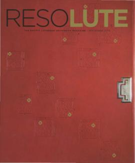 Resolute v. 1 no. 7 September 2016