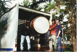 Unloading, Wind Ensemble Tour 2001