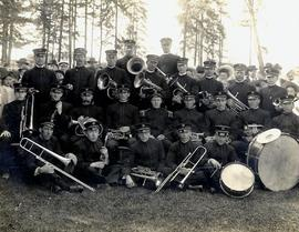 PLA Band group photo