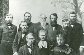 First Faculty 1894