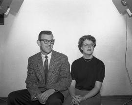 Robert Bills and Barbara Gronke