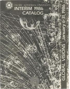 1986 Interim Catalog