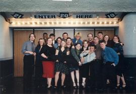 Group photo, Jazz Tour 2002