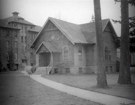 Art Building - Old Chapel