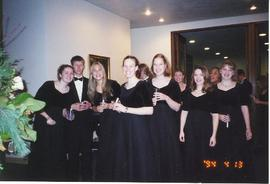 Choir of the West members, Christmas Concert 2002