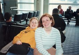 Airport photo, Jazz tour 2002