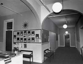 Harstad Hall interior