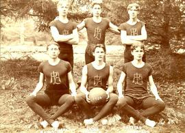 PLA basketball team, 1904