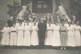 PLA Glee Club, 1912