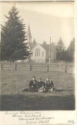 Women with Trinity Lutheran Church
