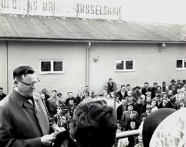 Choir of the West 1963 Tour, Narvik crowd