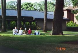Picnickers, Jazz Under the Stars 2000