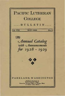 1928 v.08 no.2 May Bulletin