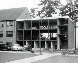 Science Building Addition