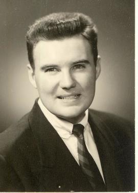 Eugene Wiegman graduation photo