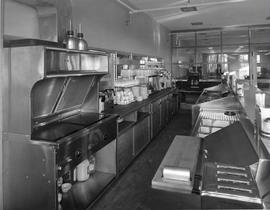 Kitchen in Old Main