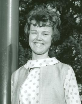 Susan Larsen, 1964 May Festival