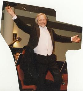 Director, University Symphony Orchestra tour 2004