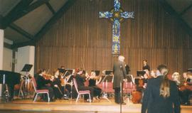 Performance, University Symphony Orchestra tour 2004
