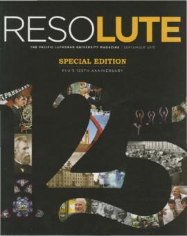 Resolute v. 1 no. 4 September 2015