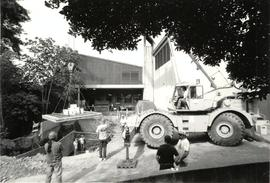 Construction of the University Center