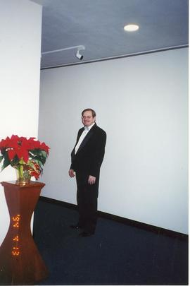 Richard Nance, Christmas Concert 2002