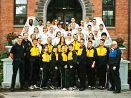 Campus Safety officers and staff