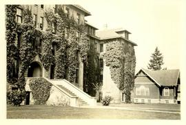 Old Main and Chapel