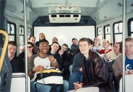 Tour bus, Jazz Tour 2002