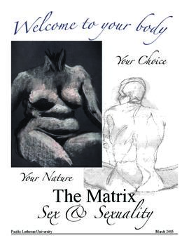 "The Matrix, March 2005, ""Sex & Sexuality"""