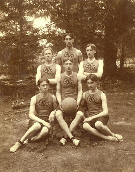 PLA basketball team, 1905